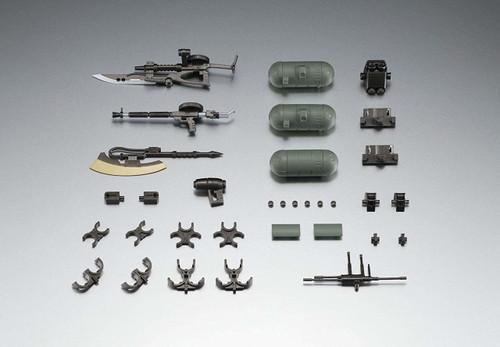 Bandai Robot Spirits (SIDE MS) Zeon Weapon Set ver. A.N.I.M.E.