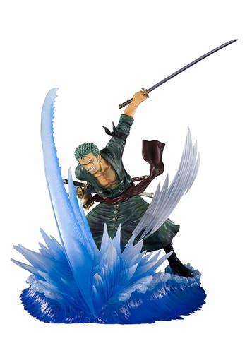 Bandai Figuarts ZERO Roronoa Zoro -Yakkodori- Figure (One Piece)
