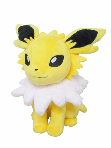 San-ei Pokemon ALL STAR COLLECTION 9 Plush Doll Jolteon (S)