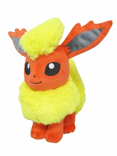 San-ei Pokemon ALL STAR COLLECTION 9 Plush Doll Flareon