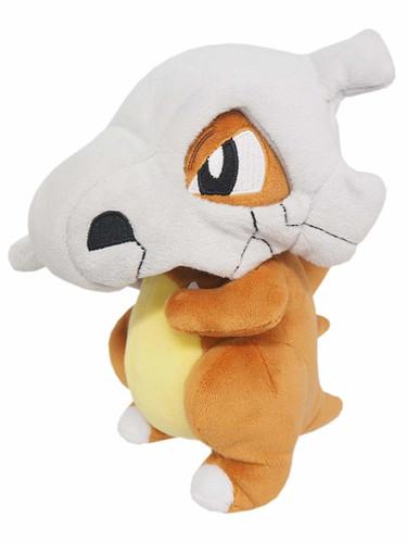 San-ei Plush Doll Pokemon All Star Collection Plush: Cubone [Small] TJN