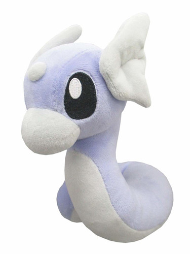 San-ei Plush Doll Pokemon All Star Collection Plush Doll PP99 Dratini (S) TJN