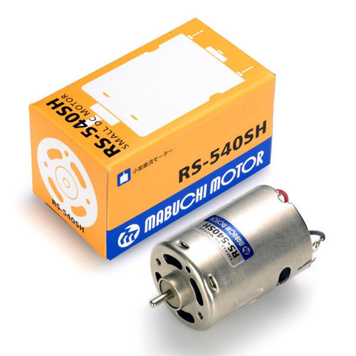 Mabuchi RS-540SH Small DC Motor (RS-540) 4580265065403