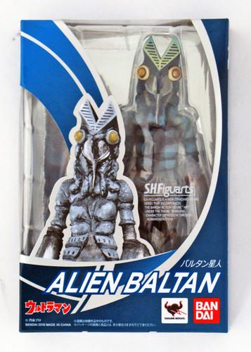 Bandai S.H. Figuarts Ultraman Alien Baltan Figure