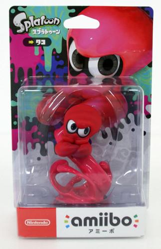 Nintendo amiibo Octoling Octopus (Splatoon)