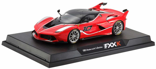 Tamiya 21156 Ferrari FXX K #10 (Red) Masterwork Collection 1/24 Scale Finished Model