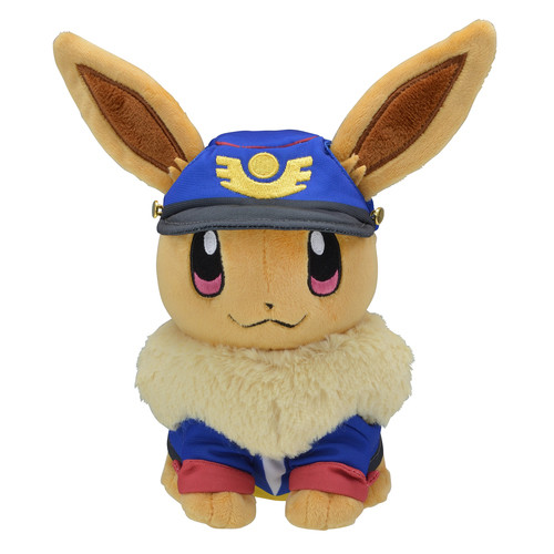 Pokemon Center Original Plush Doll Eevee (PT) 1116