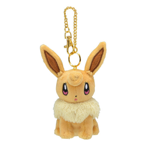Pokemon Center Original Mascot Eevee (Curly Hair) 1116