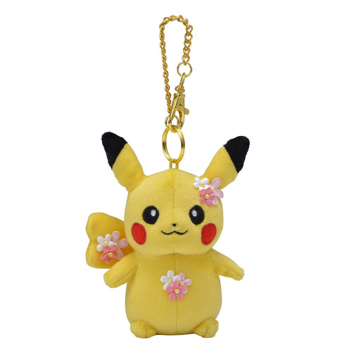 Pokemon Center Original Mascot Pikachu (Flower) 1116