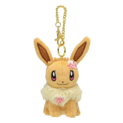Pokemon Center Original Mascot Eevee (Flower) 1116