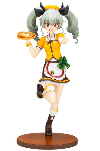 Kotobukiya PP748 Anchovy Coco's Uniform Ver. 1/7 Scale Figure (Girls und Panzer das Finale)