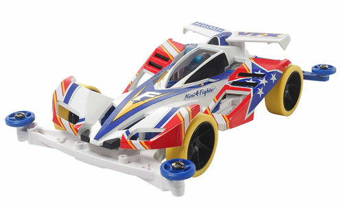 Tamiya Mini 4WD 95432 Fighter Magnum VFX Premium (Super II Chassis) 1/32 Scale