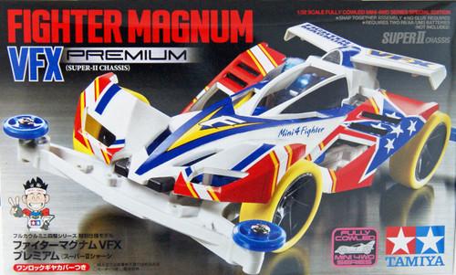 Tamiya Mini 4WD 95432 Fighter Magnum VFX Premium (Super II Chassis) 1/32 Scale