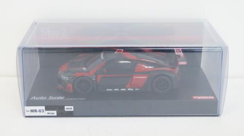 Kyosho MZP234BKR ASC MR03RWD Audi R8 LMS 2016 Black/Red