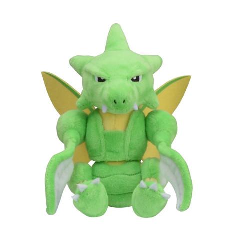Pokemon Center Original Plush Doll Pokemon fit Scyther (Strike) 1116
