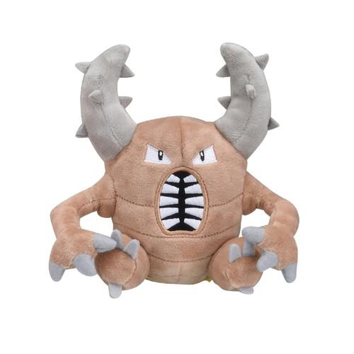 Pokemon Center Original Plush Doll Pokemon fit Pinsir (Kairosu) 1116