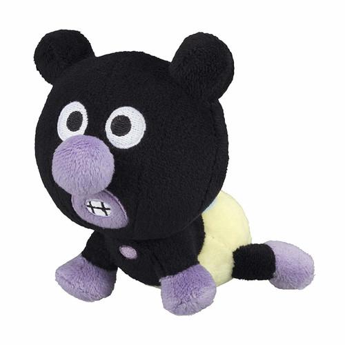 Sega Toys Plush Doll Anpanman Pretty Beans S plus Baby Baikinman TJN
