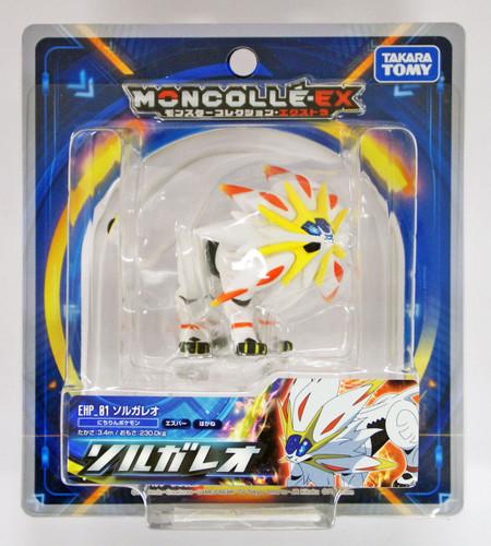 Takara Tomy Pokemon Moncolle EX EHP_01 Solgaleo