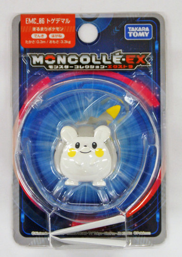 Takara Tomy Pokemon Moncolle EX EMC_06 Togedemaru