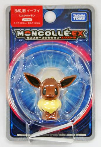 Takara Tomy Pokemon Moncolle EX EMC_09 Eevee