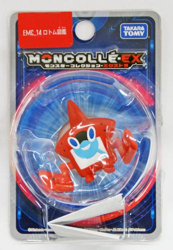 Takara Tomy Pokemon Moncolle EX EMC_14 Rotom Pokedex