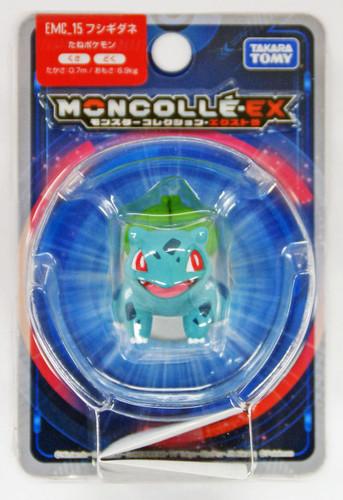 Takara Tomy Pokemon Moncolle EX EMC_15 Bulbasaur