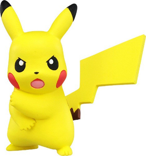 Takara Tomy Pokemon Moncolle EX EMC_20 Z-Move Pikachu
