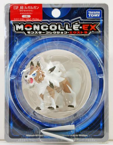 Takara Tomy Pokemon Moncolle EX ESP-08 Lycanroc (Midday)