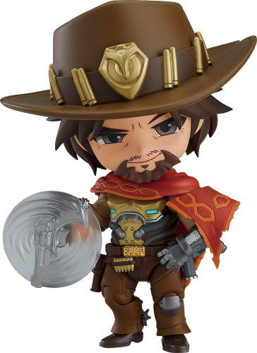 Good Smile Nendoroid 1030 McCree: Classic Skin Edition (Overwatch)