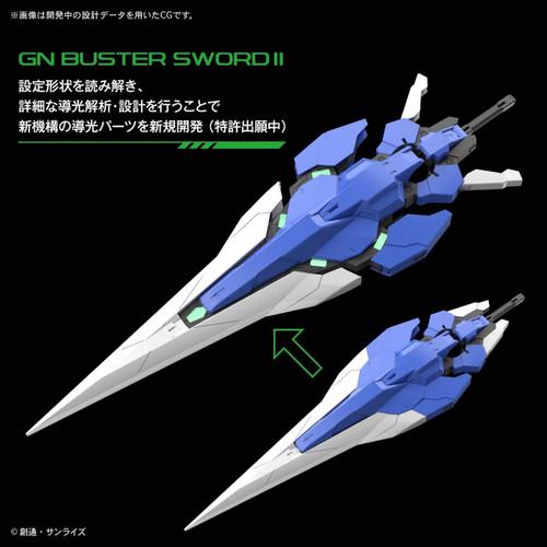 Bandai PG (Perfect Grade Gundam) 555823 OO Gundam Seven Sword/G 1/60 Scale Kit