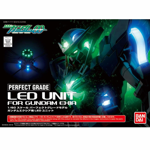 Bandai PG (Perfect Grade Gundam) 558671 LED UNIT For Gundam Exia 1/60 Scale Kit