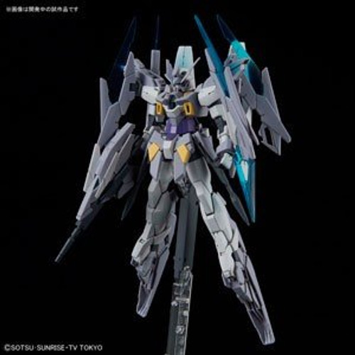 Bandai Gundam Build Divers 024 Gundam AGE II Magnum SV Ver. 1/144 Scale Kit