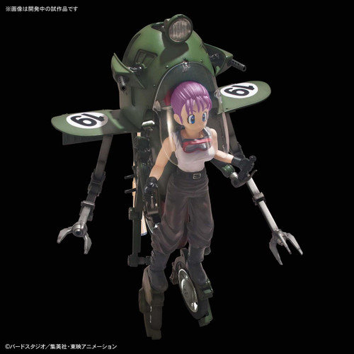 Bandai Figure-Rise Mechanics Bulma's Variable No.19 Motorcycle Kit