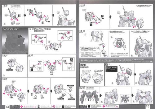 Bandai RG-30 Full Armor Unicorn Gundam 1/144 Scale Kit
