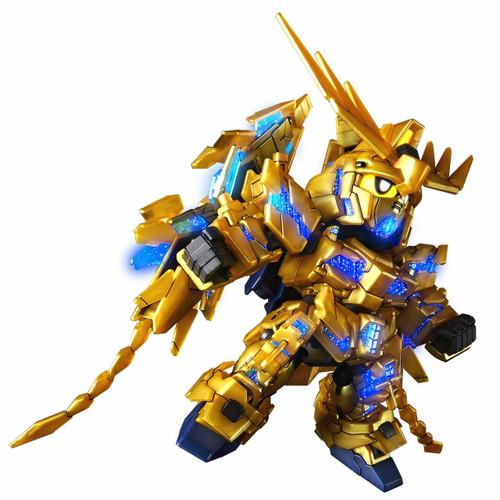 Bandai SD Cross Silhouette Unicorn Gundam 03 Phenex (Narrative) Non-Scale Model