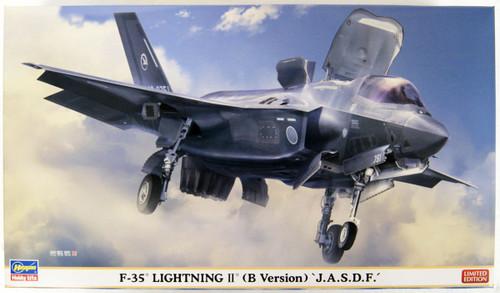 Hasegawa 02291 F-35 Lightning II (Type B) JASDF 1/72 scale kit