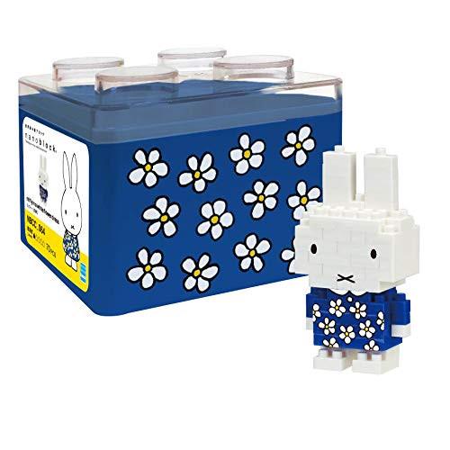 Kawada NBCC_064 nanoblock Miffy (Floral Patterns)