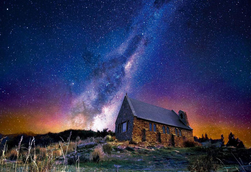Epoch Jigsaw Puzzle 28-029 Tekapo New Zealand (300 Pieces)