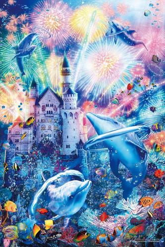 Epoch Jigsaw Puzzle 13-027 Lassen Sparkling Festival (1000 Pieces)
