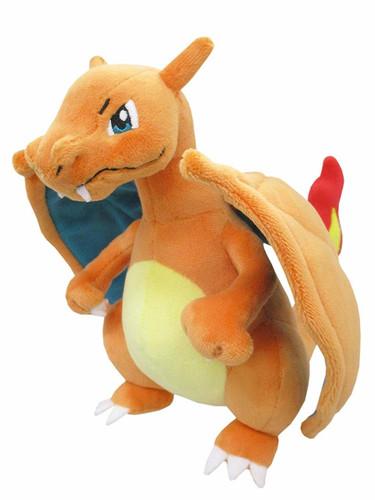 San-ei PP95 Pokemon Plush Doll ALL STAR COLLECTION Charizard (S)