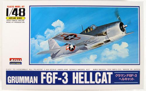 Arii 304099 Grumman F6F-3 HELLCAT 1/48 scale kit (Microace)