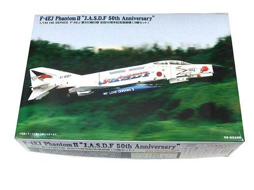 Arii 621523 F-4EJ PhantomII J.A.S.D.F 50th Anniversary 1/144 Scale Kit (Microace)