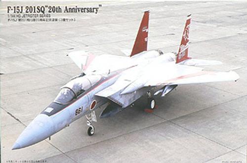 Arii 621592 F-15J 201SQ 20th ANNIVERSARY 1/144 Scale Kit (Microace)