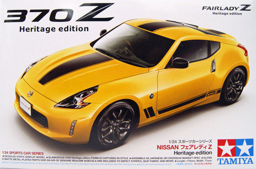 Tamiya 24348 Nissan Fairlady Z Heritage Edition 1/24 scale kit