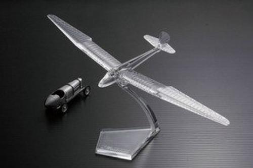 Platz PMM-1 Vintage Glider Minimoa 1/48 Scale Model Kit