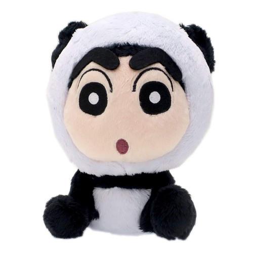 San-ei Crayon Shin-chan Plush Doll Panda Shin-chan S 904584
