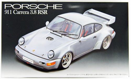 Fujimi RS-120 Porsche 911 Carrera 3.8 RSR 18/24 Scale kit