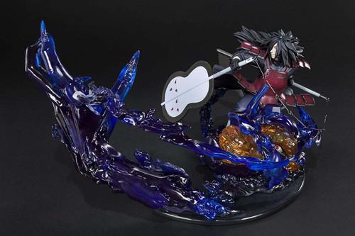 Bandai Figuarts ZERO Uchiha Madara -Isou Susanoo- Kizuna Relation Figure (Naruto)