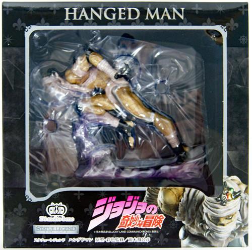Di Molto Bene Statue Legend Jojo's Bizarre Adventure Part 3 Hanged Man Figure