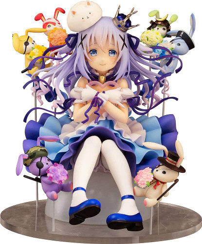 Easy Eight Chino & RABBIT DOLLS 1/7 Scale Figure (Is the Order a Rabbit?)